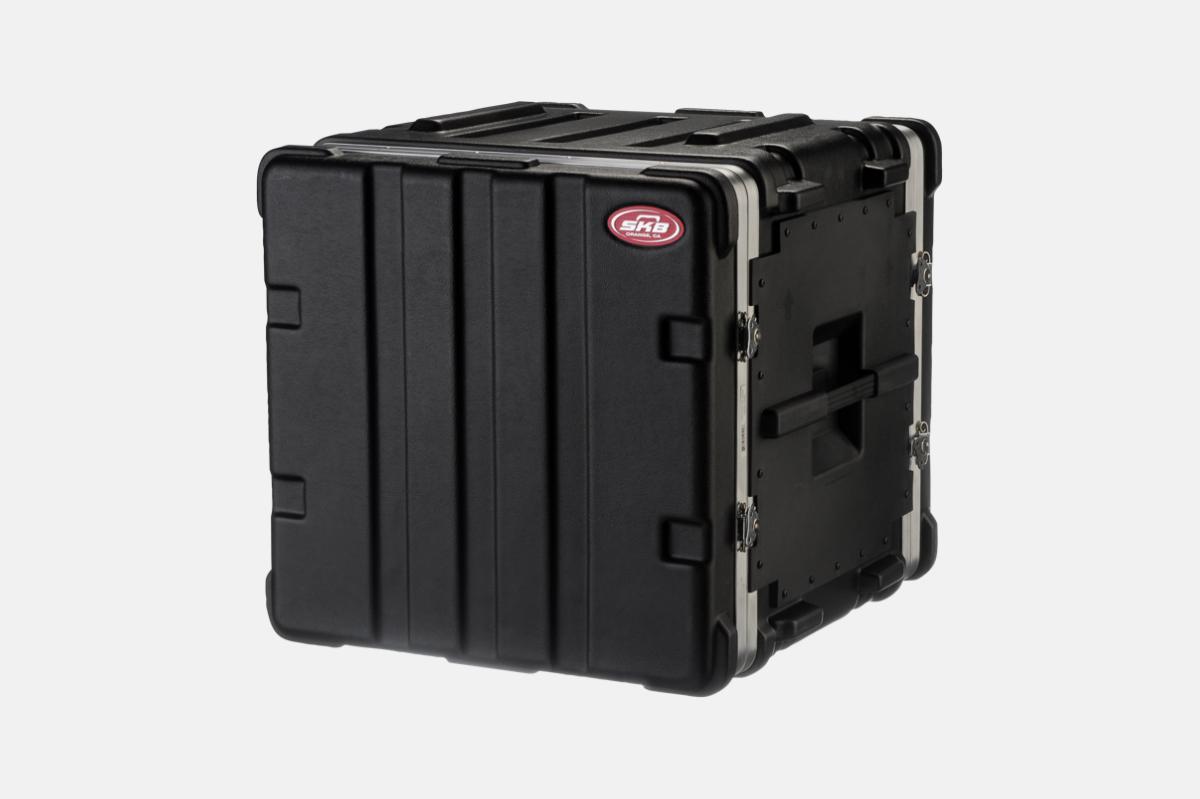 SKB Standard 19″ Deep Rack Case – 10U