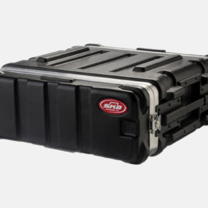 SKB Standard 19″ Deep Rack Case – 2U