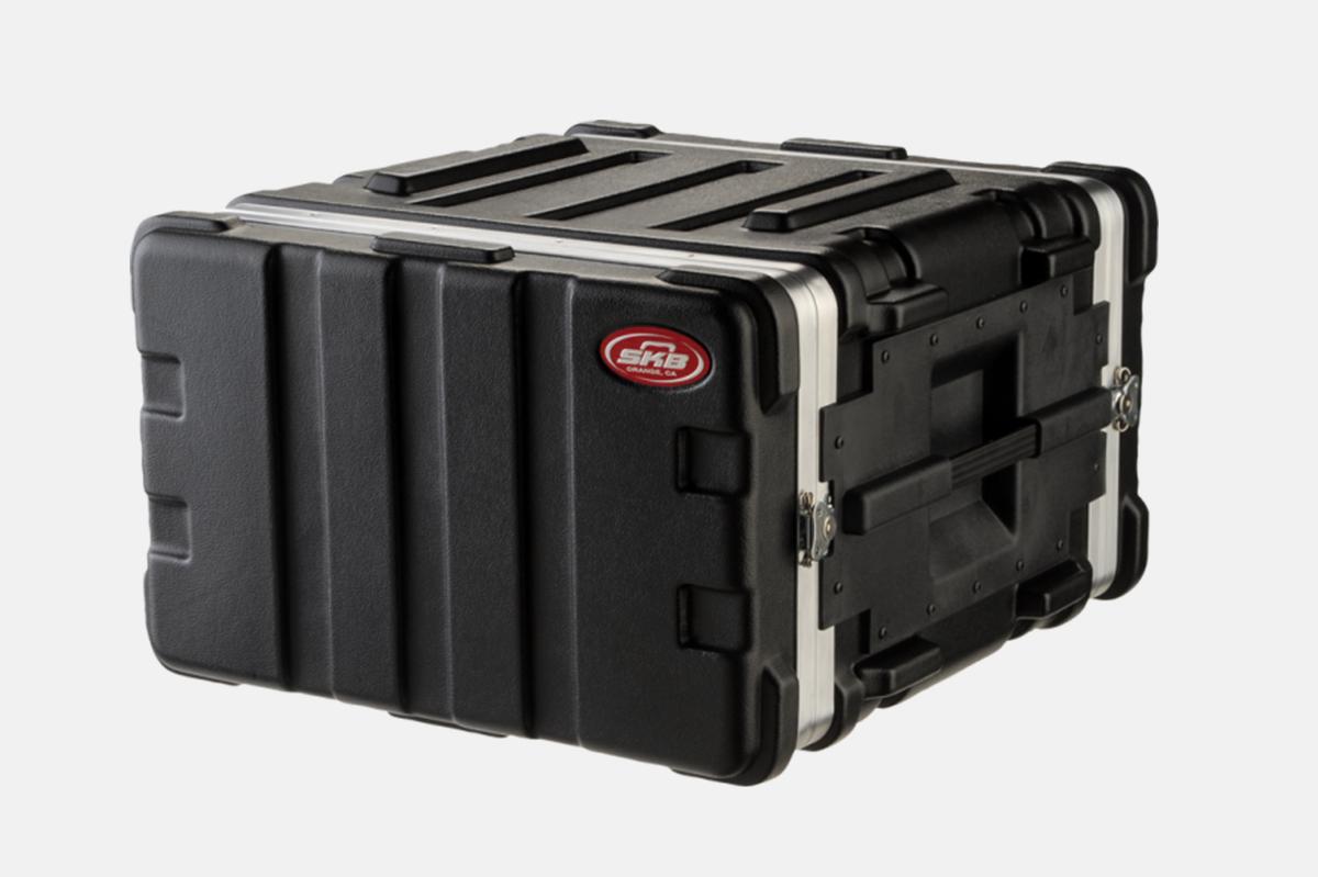 SKB Standard 19″ Deep Rack Case – 6U