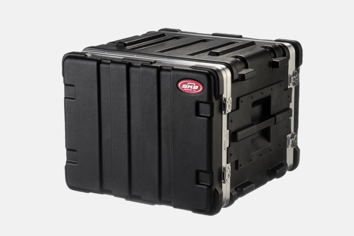 SKB Standard 19″ Deep Rack Case – 8U