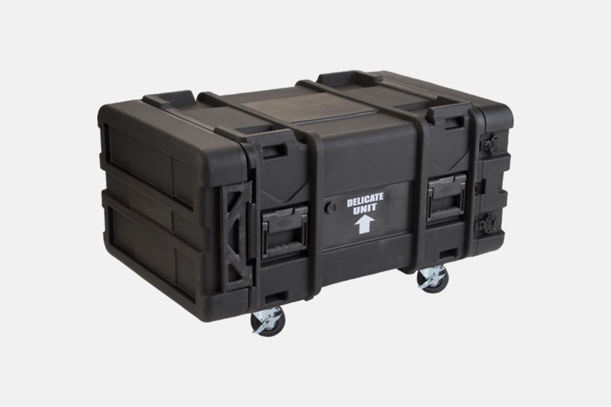 SKB 30 Inch Deep Roto Shockmount Case – 6U