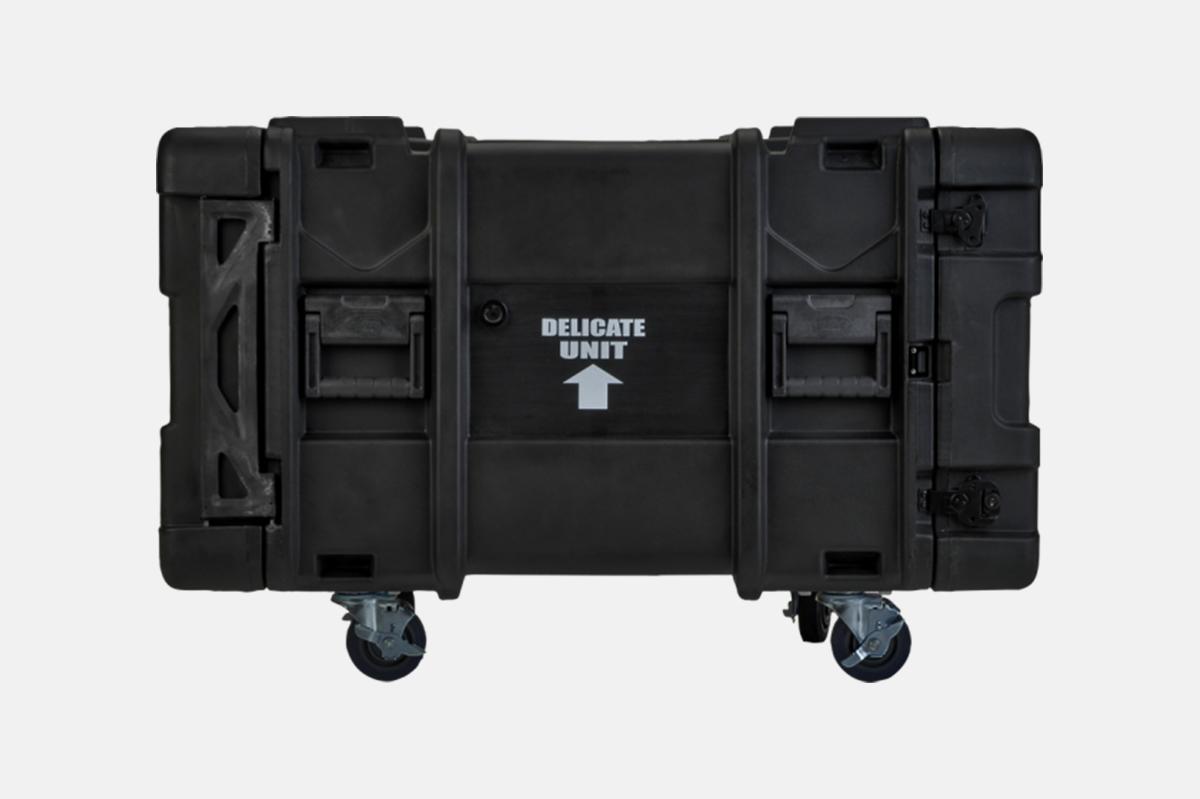 SKB 30 Inch Deep Roto Shockmount Case – 8U