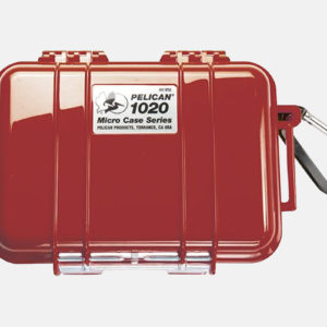 Peli 1020 MicroCase