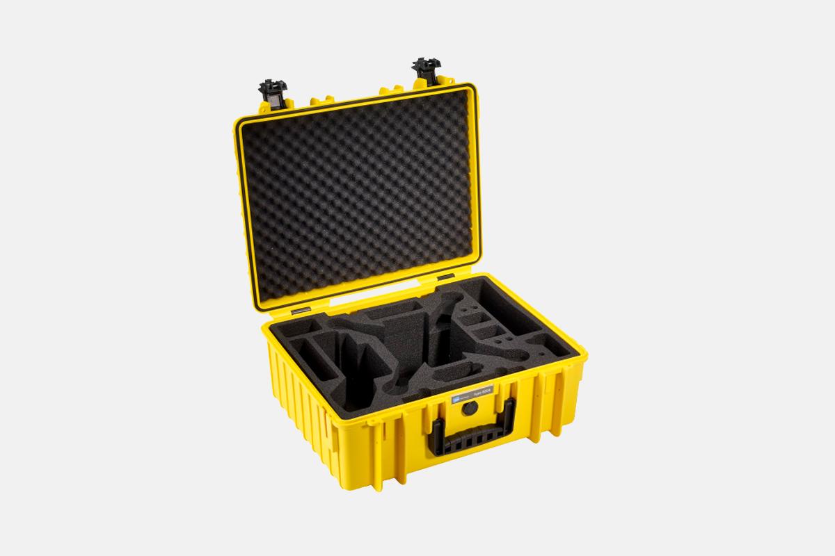 DJI Phantom 3 – Type 6000 Case (Yellow)