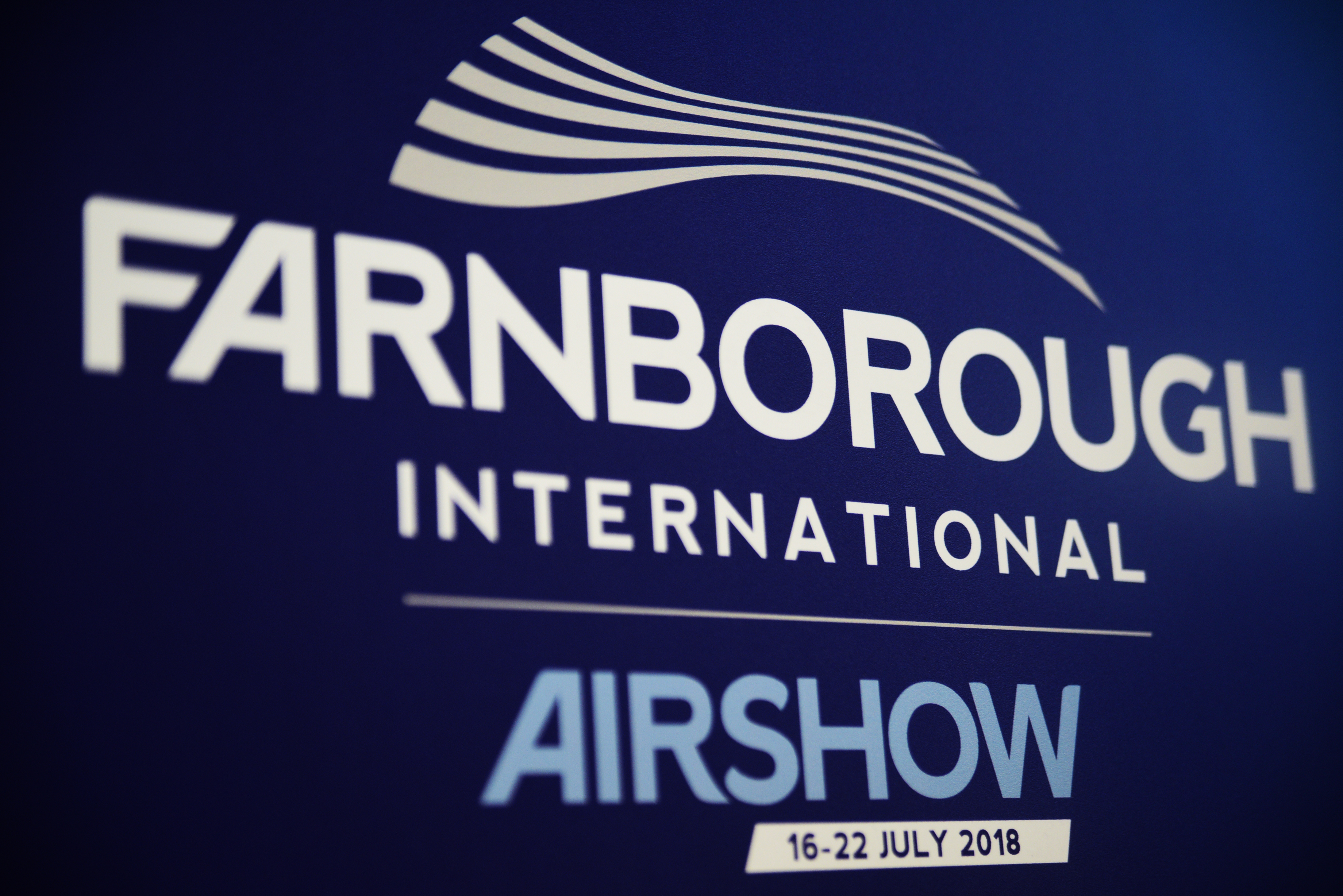 The Farnborough Air Show